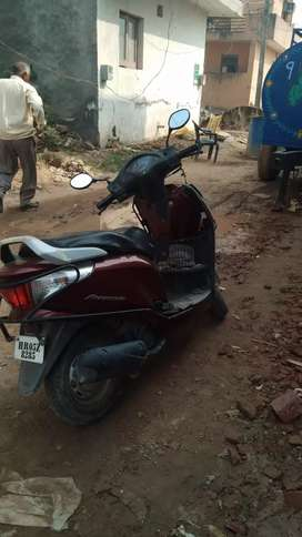 Honda aviator good condition
