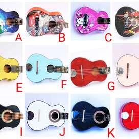 Gitar Ukulele Anak kartun gitar mini Karakter