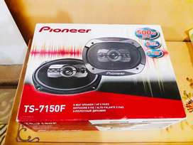 Pioneer 5 way speakers