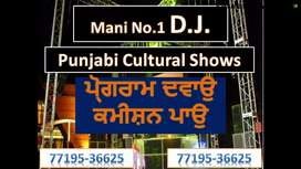 6001 DJ and cultural shows