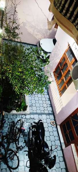 260 Gaj - Villa + Shop For Sale - 40ft Front in Rohit Vihar Colony