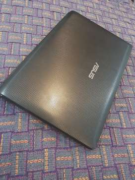 asus 2nd gen i5 500gb 9by 10 condtion