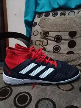 Sepatu futsal Adidas predator Original gress