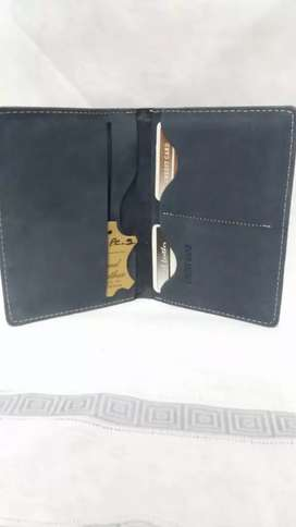 Leather Wallet & Purse
