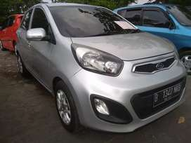 KIA Picanto Matic 2011 New Model