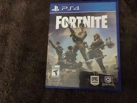 Fortnite PS4 cd