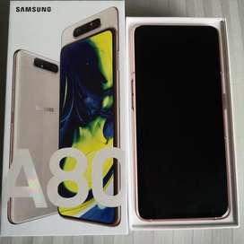 Samsung Galaxy A80 Angel Gold 8/128 Bill 6/8/19