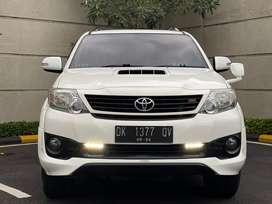Fortuner TRD VNT matic diesel 2013 facelift