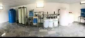 Mineral water plant 1 ton