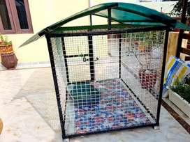 Pet cage 4by3ft