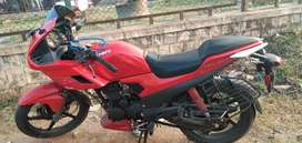 I am selling my bike for 55000 show room maintained