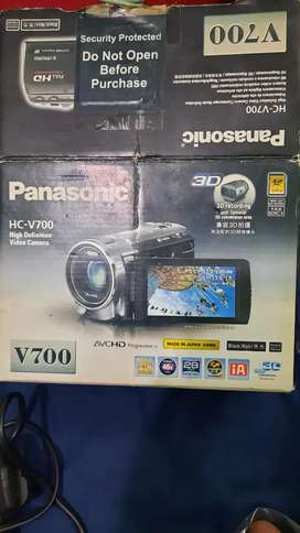 Panasonic HC V700 HD CAMERA
