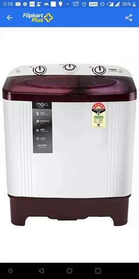 MarQ washing machine 6kg