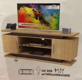 Meja TV Rendah / Rak TV Rendah / Bupet TV Rendah / Buffet TV Rendah 10