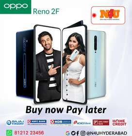 Oppo Reno 2F now available at just Rs 2390 per month at N4U mobiles