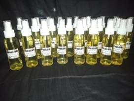 Saffron face toner & hair mist spray