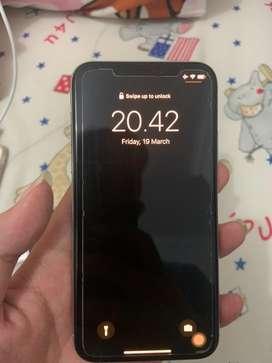 Jual cepat iphone X 64gb ex Inter SGP