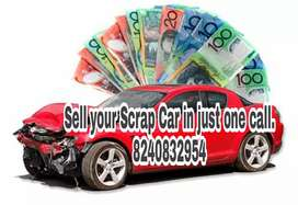 Scrap car buyer