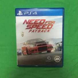 Need For Speed Payback (NFS PS4 PAYBACK)