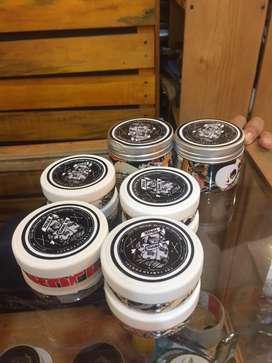 Dijual pomade waterbased ukuran 120gram hanya 50.000