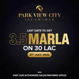Park View City Islamabad . CDA approved!
