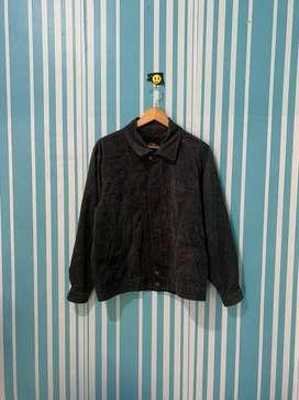 Speekmen jacket Corduroy Trucker jaket vintage jaket thrift preloved