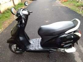 Honda Activa single owner good condition all papers current 2013 model