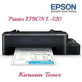 PRINTER EPSON L120 NEW