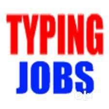 Offline Data Entry Job, part-time job,typing