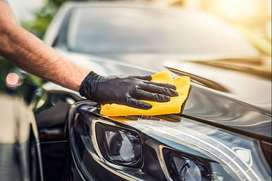 Car Cleaning - Part time job - Morning 5am to 9am.