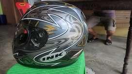 Helm INK Full face kondisi 95%