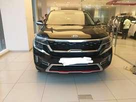 Kia Seltos GTX Plus DCT, 2021, Petrol
