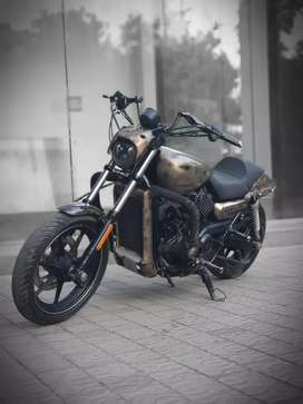 Harley Davidson 750 street vip no  bike 77