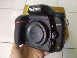 Kamera DSLR Nikon D750 BO Sc 3rb
