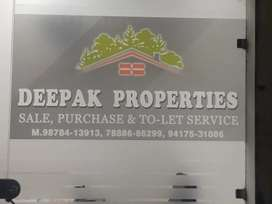 2 bhk newly built at model Town extn