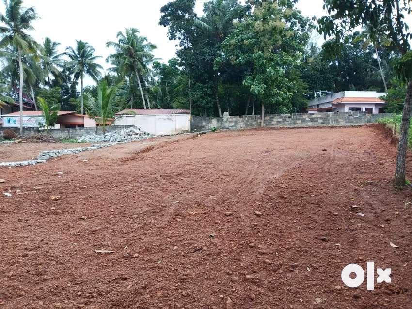 3,3.5cent Plots Njandoorkonam Main road  near 0