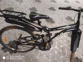 Hercules Atom bicycle, looks as new, not used for last one year,.
