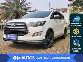 [OLXAutos] Toyota Kijang Innova 2.4 Venturer Diesel A/T 2017 Putih