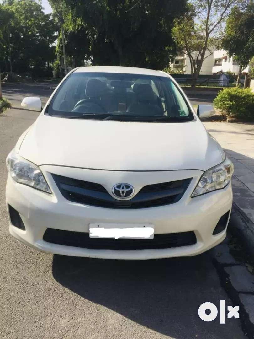 Toyota Corolla Altis 1.8 GL, 2012, Diesel