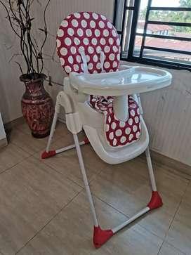 Kursi makan bayi (high chair) merk cocolatte