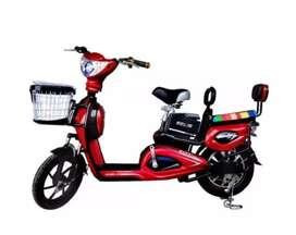 Sepeda listrik bisa antar dan bayar di tempat