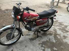 CG 125 for sale