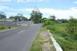 Tanah Murah Sidomulyo Godean Dekat Museum Suharto,Pasar Bibis