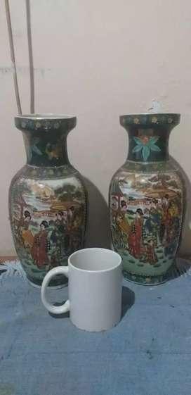 Guci keramik bagus mulus