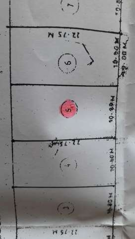 300 sqyds plot to sale for bunglow at karmyogi nagar