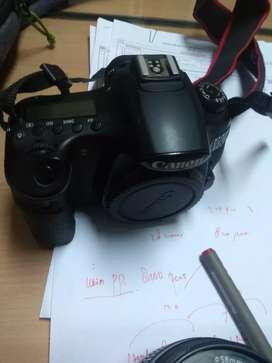 Canon 60D + lensa canon 18-55 Harga bersahabat