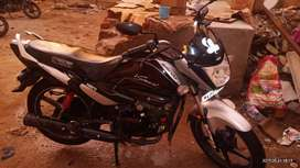 Good condition with clean body