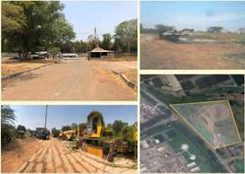 Tanah Kosong Kawasan Industri di Raya Dawuan Karawang
