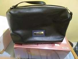 Pouch bag branded versace original