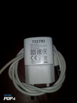 Tecno Charger Original